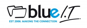 Blue I.T New Logo